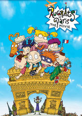 Rugrats in Paris: The Movie Netflix BR (Brazil)