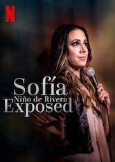 Search netflix Sofía Niño de Rivera: Exposed