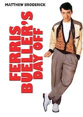 Search netflix Ferris Bueller's Day Off