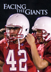Search netflix Facing the Giants