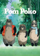 Search netflix Pom Poko