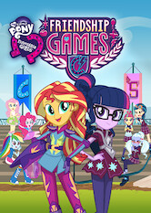Search netflix My Little Pony Equestria Girls: Friendship Games