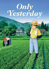 Search netflix Only Yesterday